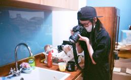 모화의 작두타기 피 장면연구 썸네일 사진