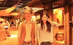 7월1일 영화감독을 진심으로 꿈꾸는 정혜진 학생과 농업박물관에서 썸네일 사진