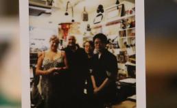 9월 13일 실벵쇼베 감독님의 프로듀서 분들과 썸네일 사진