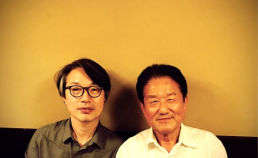 2017년 10월 7일 나고야에서 장영식 선생님과 썸네일 사진
