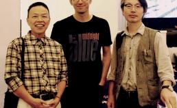 2015년 10월 21일 대만에서 만난 프랑스 감독님과 대만 감독님 썸네일 사진