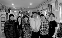 2012년 1월 30일 야마가상과 김문생감독님 방문 썸네일 사진
