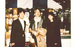 2017월 11월 8일 신바시 역에서 야마다씨와 나가오씨 썸네일 사진