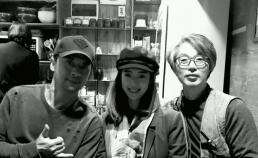 2017년 12월 29일 - 권오중 배우님, 서주애 배우님과 공연 관람 후 광화문 전선생에서 썸네일 사진