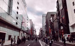 2017년 11월 10일 뜻밖에 만난 도쿄의 차없는 거리 썸네일 사진