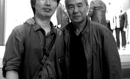 허우 샤오시엔 (侯孝賢 | Hou Hsiao hsien)  감독님과 [2012년 4월] 썸네일 사진