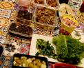 스튜디오의 점심 식탁 썸네일 사진