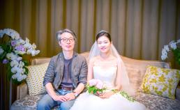 박지현 프로듀서의 결혼식날 함께 썸네일 사진