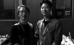 에릭 오 감독님과 서울애니메이션센터 에서 썸네일 사진