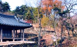 2017년 12월 3일 겨울의 소쇄원 썸네일 사진