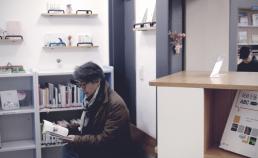 2017년 12월 7일 구산동 도서관마을에서 관객과의 대화 썸네일 사진