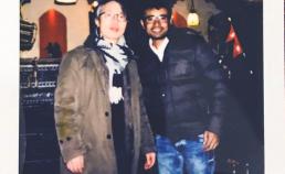2017년 12월 7일 마헤쉬와 종로 인도식당에서 썸네일 사진