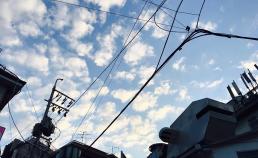 7월29일 명동의 하늘 썸네일 사진