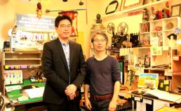 인조 인간 대표 김왕기 대표방문 썸네일 사진