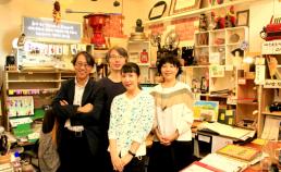 히데타카 아나자와님과 일본손님들 썸네일 사진