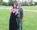 박지윤씨와의 만남 썸네일 사진