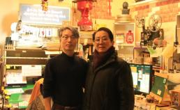2017년 1월 1일 국수호 국악 연출가 선생님 방문 썸네일 사진
