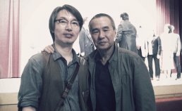 2012년 4월 30일 대만에서 허우 샤오시엔 감독님과 썸네일 사진
