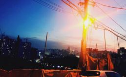 마포구 염리 3동 주택재개발 공사장에서 썸네일 사진