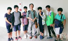 인천 어린이 영상 페스티벌에서 썸네일 사진