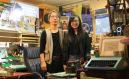 안재훈 감독님의 대만 팬인 홍이정씨가 스튜디오를 방문했습니다! 썸네일 사진