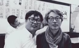 20171110 일본의 한 선술집에서 최영균 대표님과 썸네일 사진