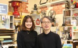 2016년 10월 21일 중국 스탭 에술리씨 방문 썸네일 사진