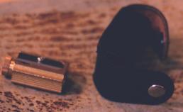 너무도 맘에 드는 선물 작은 휴대용 연필깎기 썸네일 사진