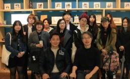 2016년 11월 14일 한성대 학생들과의 한순간 썸네일 사진
