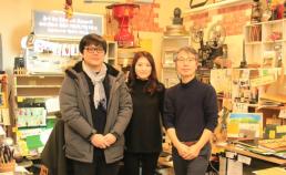 2016년 11월 23일 박지연 작가, 김형 감독 방문 썸네일 사진