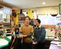 [2015년] <생각보다 맑은>의 한지원 감독님이 스튜디오에 방문하셨습니다 썸네일 사진