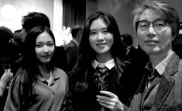 부산국제영화제 개막 리셉션  미디어캐슬분들과 썸네일 사진