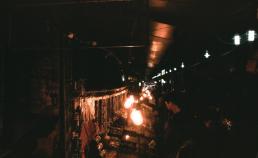 필름 카메라로 찍은 남대문 시장 썸네일 사진